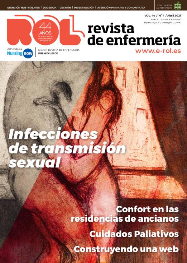 Revista ROL de Enfermería, abril 2021