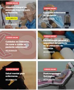 Cursos Revista ROL de Enfermería